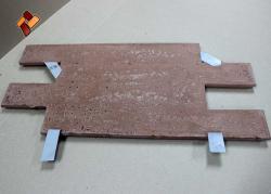 Конструкция панели для сухого монтажа